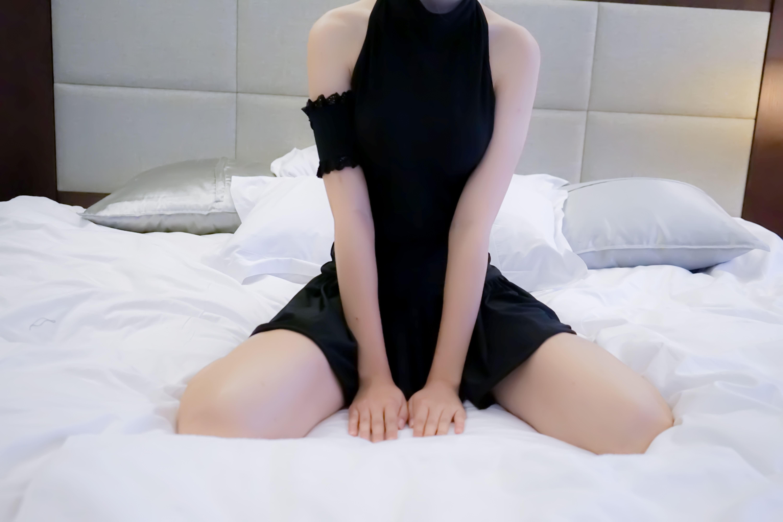 Yohs7G - 【The Girl Theater】 少女映画 Cosplay saber 黑泳装
