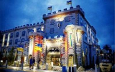 全球最大乐高乐园上海 投资预计超5.5亿美元