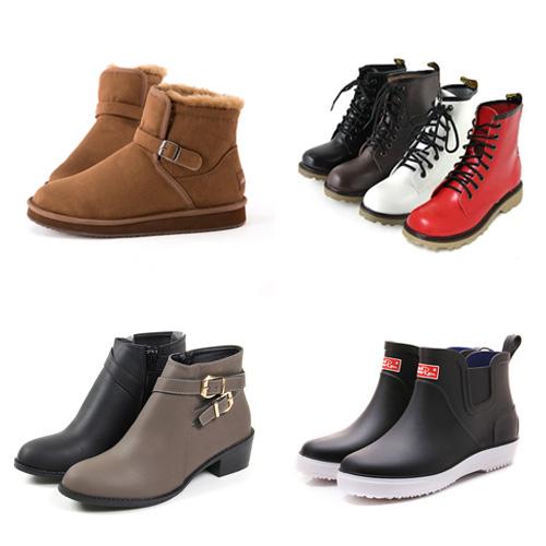 聯合品牌精選雪靴/長短靴