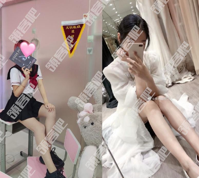 微博新话题:医美晒腿🉑️ (肥宅励志贴) 少女 拼大白腿吧