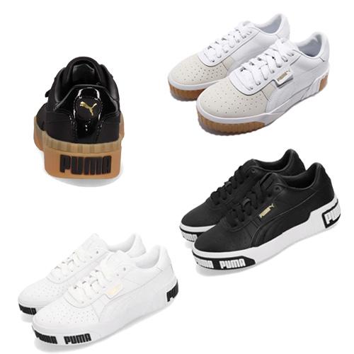 Puma 女Cali 厚底鬆餅鞋