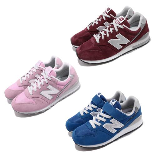 NEW BALANCE 男女996聖誕色跑鞋