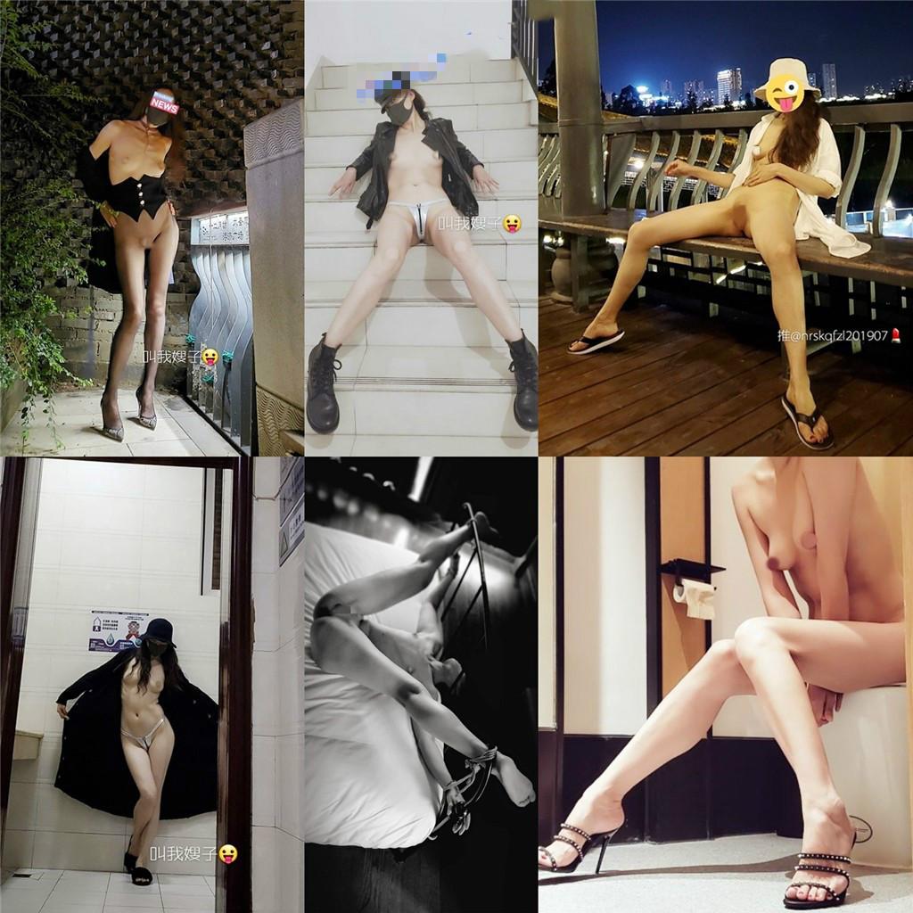 【heels】汤不热175模特heel第三季成都杭州街头露出ox 1V+202P[1.16G]