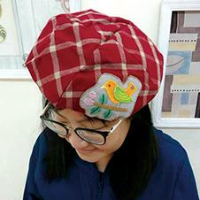 氣質貝蕾帽
