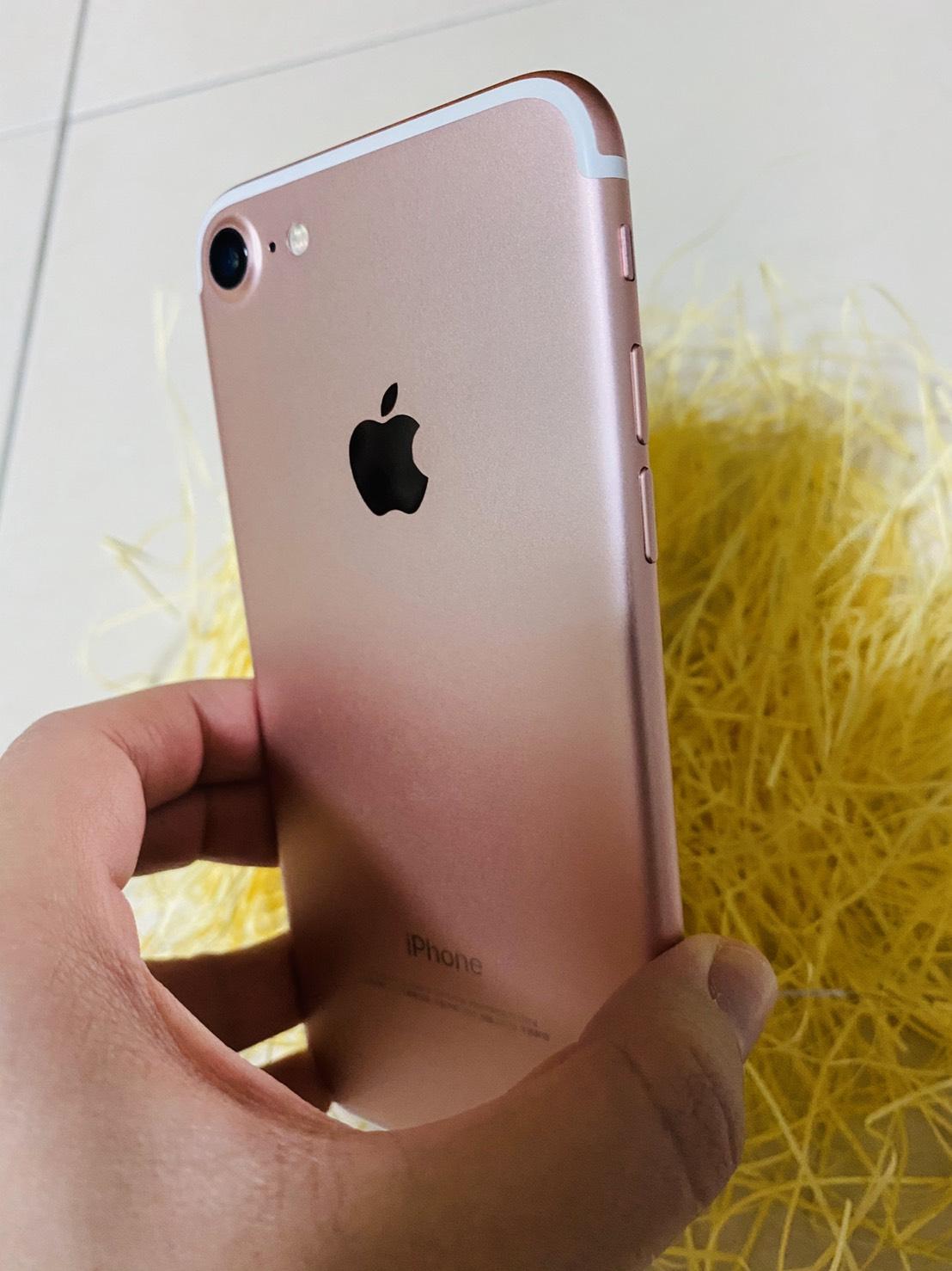 [販售] 新竹 iphone7 128g玫瑰金 原廠盒裝