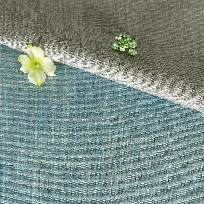 淺紋仿麻三明治 簡約氣質 防光(遮光)窗簾布 DA1990044