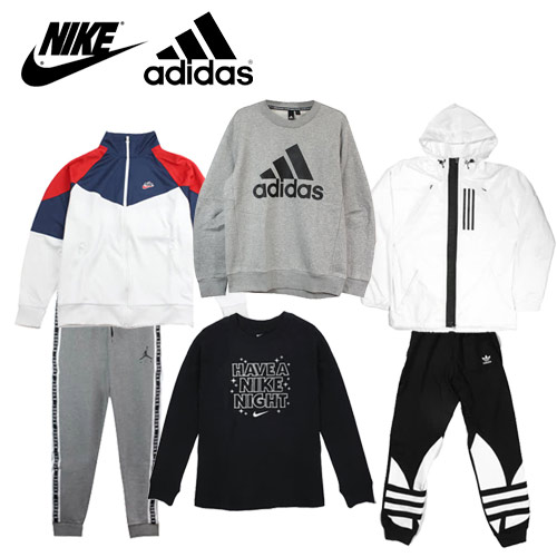 NIKE/adidas 鞋服開春回饋