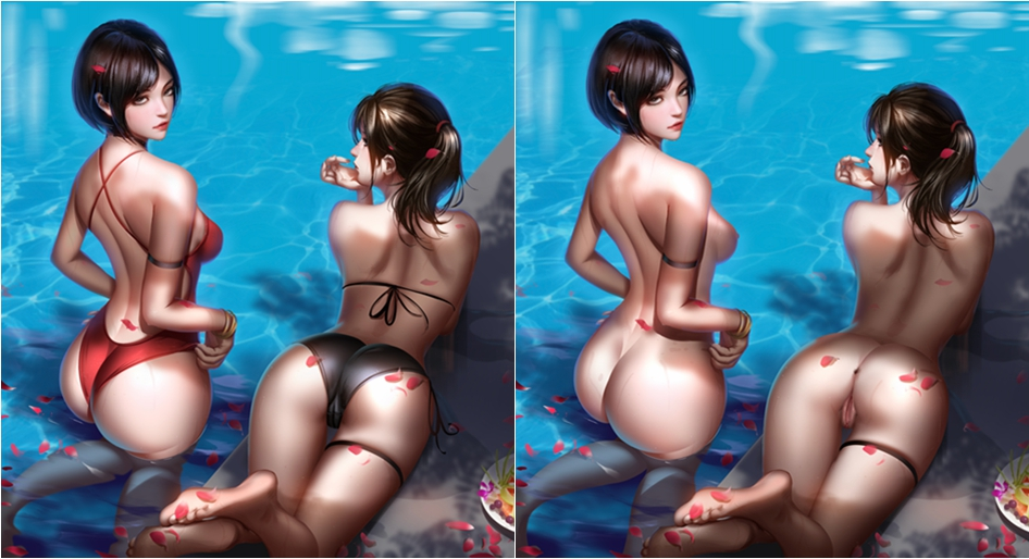 画师liangxing(梁星)合集 9月更新 [836P/6.6G/百度云]