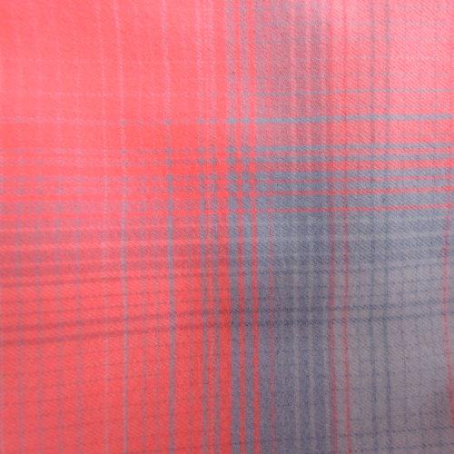 螢光粉灰格紋 FC490481