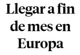Europa deberá compartir la factura SI o SI
