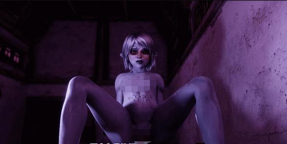 【3D超极品/全动态】鬼神级3D:罗丽鬼娃!4K同人作品1-5部新合集【步兵/极致/2.5G】