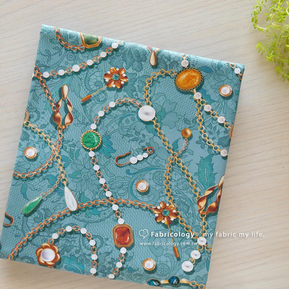布學盒裝印花布(1y)公爵夫人 手工藝DIY布料 SW002003-4