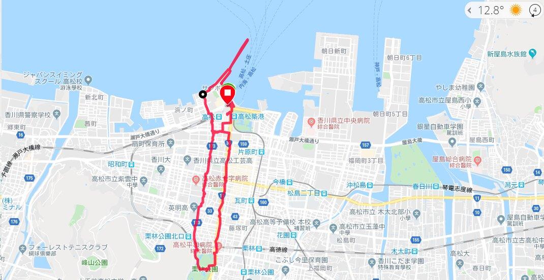[遊記] 四國高松 栗林公園 米其林綠色指南3星