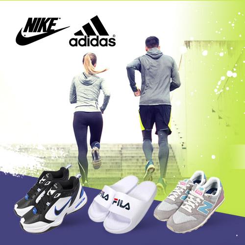 NIKE/adidas 休閒鞋/慢跑鞋/服裝