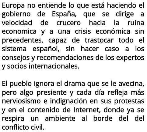 ZSY1sI% - Europa se asombra y escandaliza con Pedro Sánchez