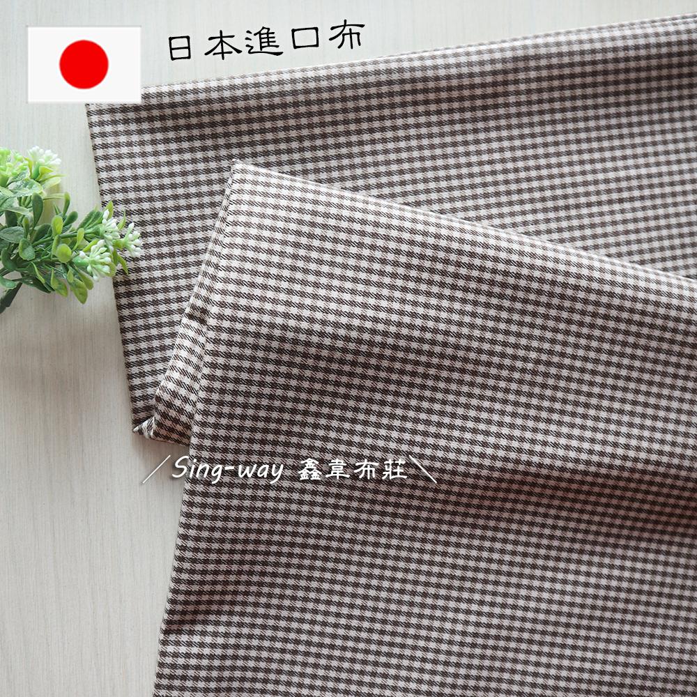 小格紋 日本進口 格子 EC990030