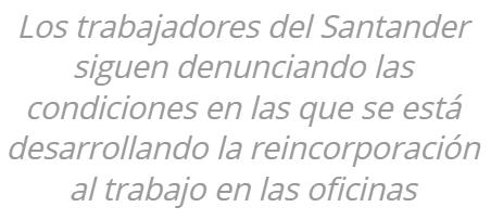 AR2r8Z% - Trabajadores de Banco Santander con dudas