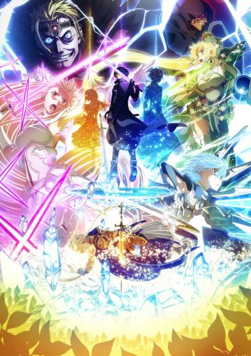 TVアニメ「ソードアート・オンライン アリシゼーション War of Underworld」