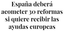 xL4Tr7% - Dinero de Europa ¿a cambio de qué?