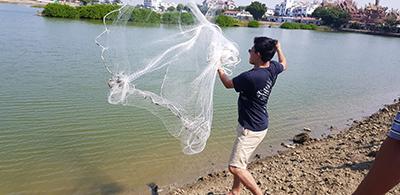 常民生活體驗-養殖魚路體驗圖1