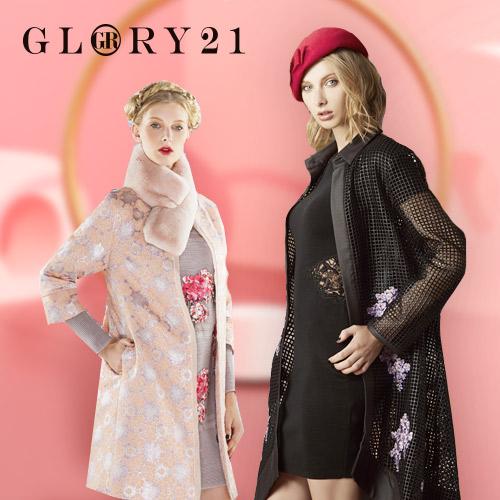 GLORY21 設計師款女裝/大衣/長裙