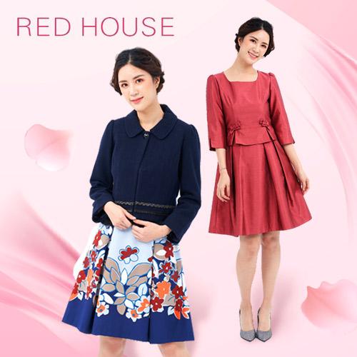 RED HOUSE 時尚洋裝/上衣/外套/配件