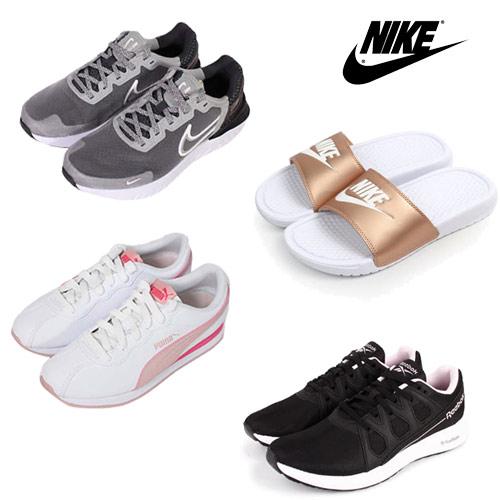 NIKE/REEBOK男女休閒鞋/跑鞋/拖鞋