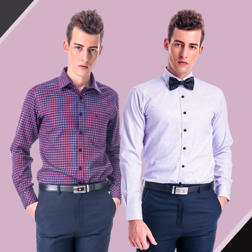 金安德森 襯衫/領帶/皮帶任2件