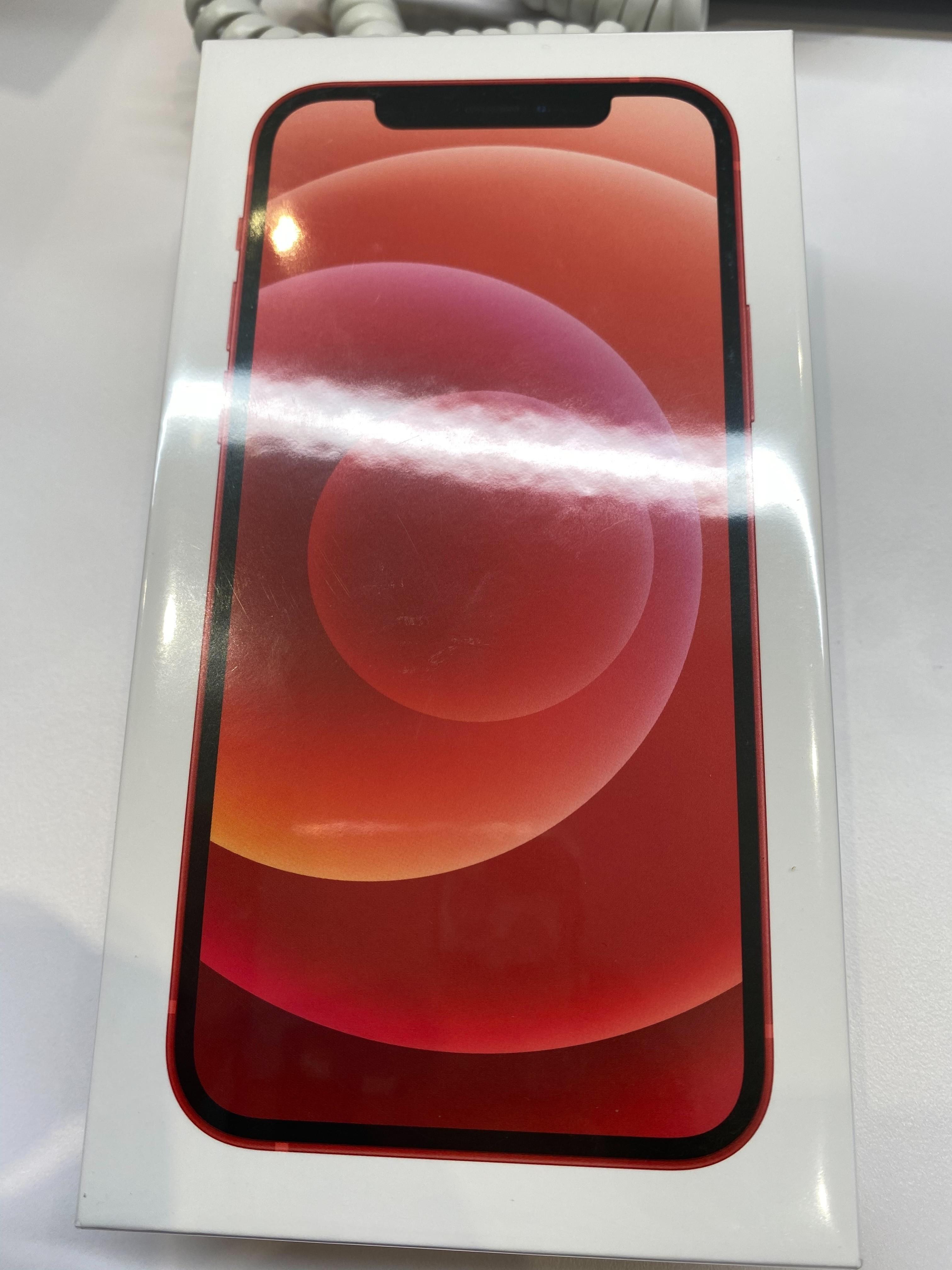 [3C] 台北 iphone12 128g 紅 (全新)