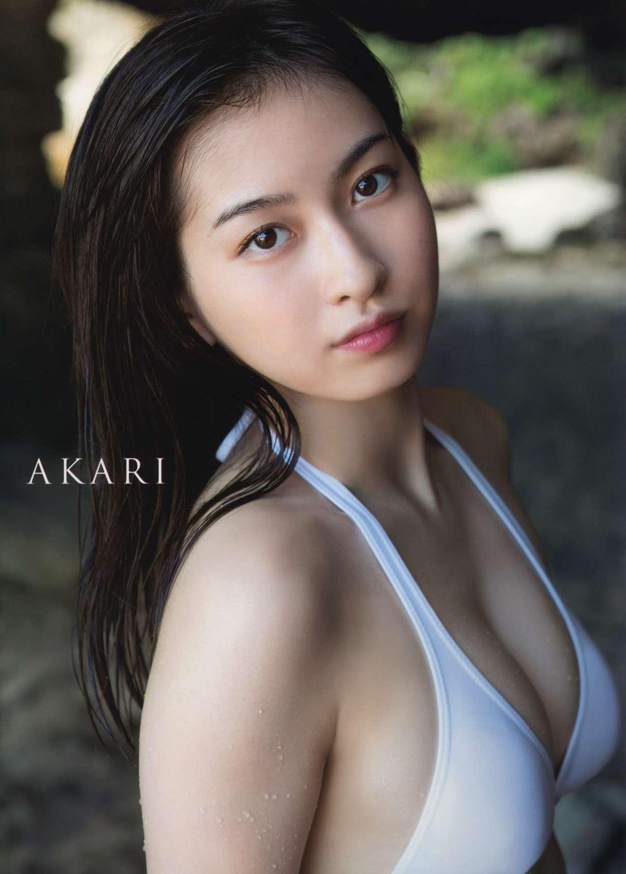 植村あかり - AKARI - 亞洲美女 -