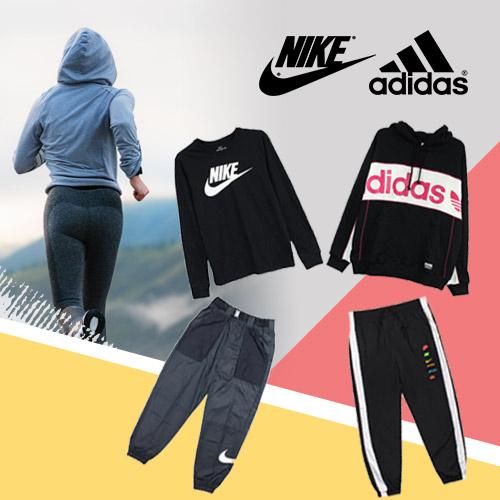 NIKE/adidas 男女服裝特賣