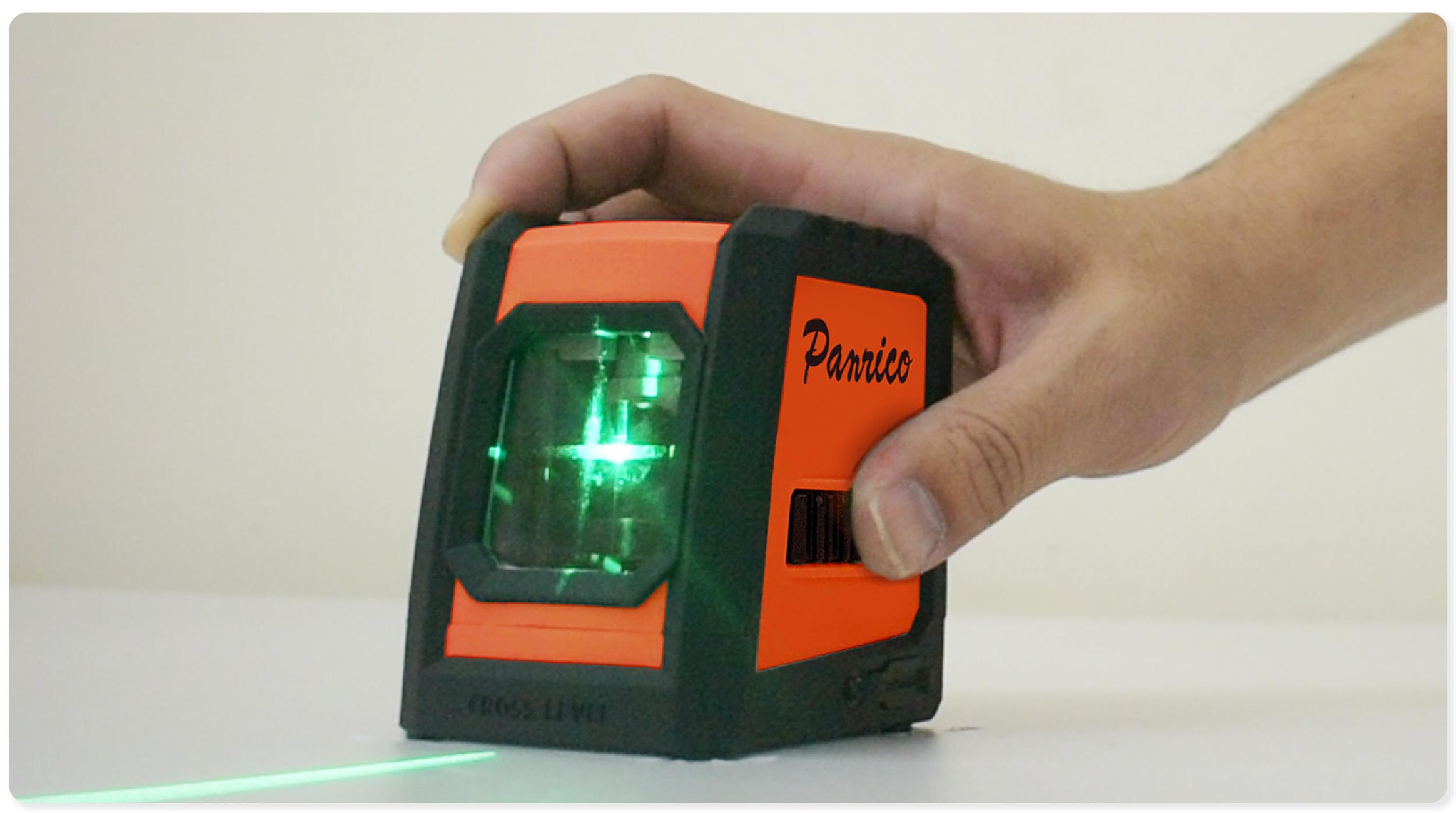 綠十字電射水平儀