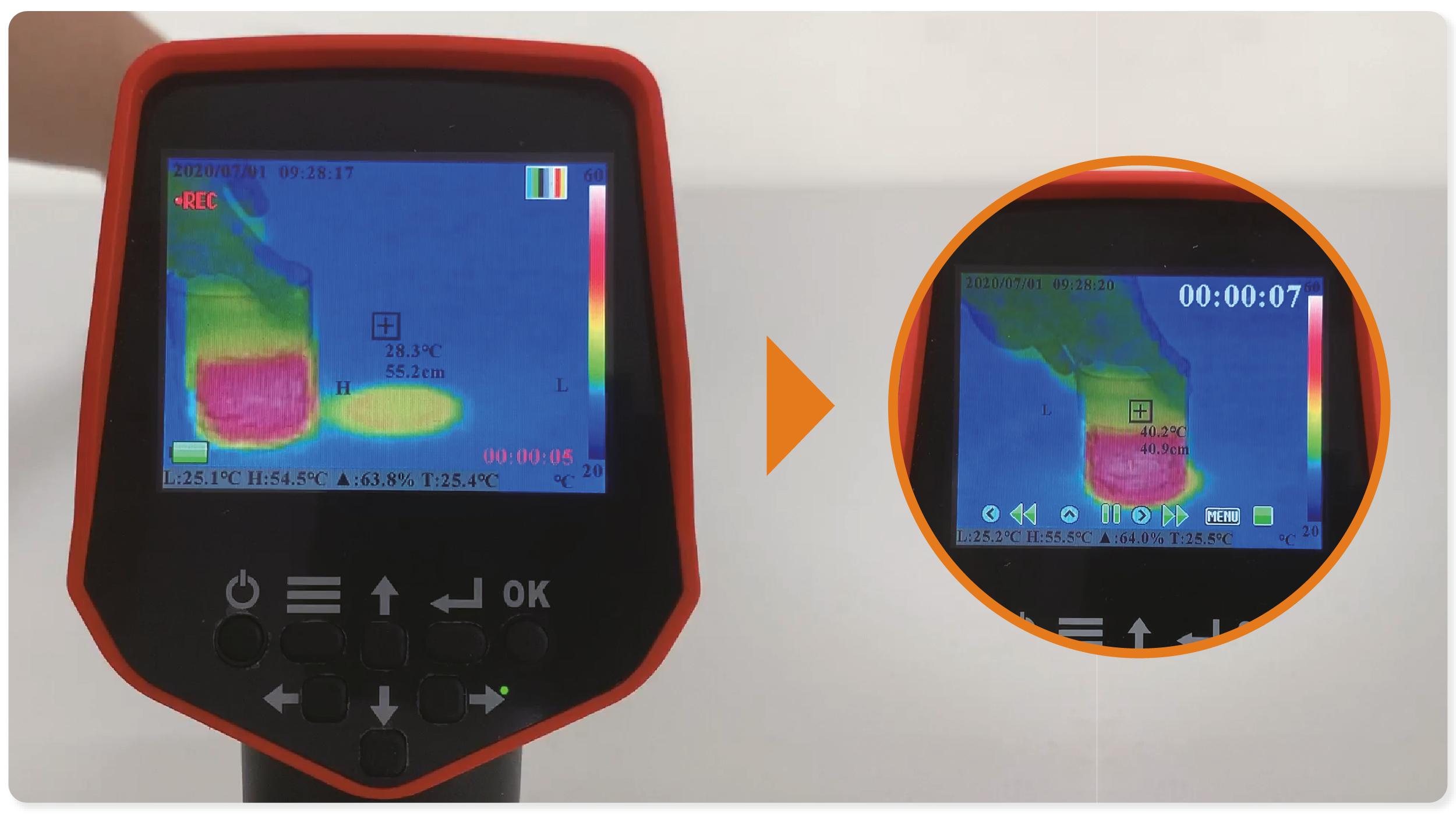 NKH1紅外線熱像儀