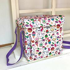 方形野餐提袋