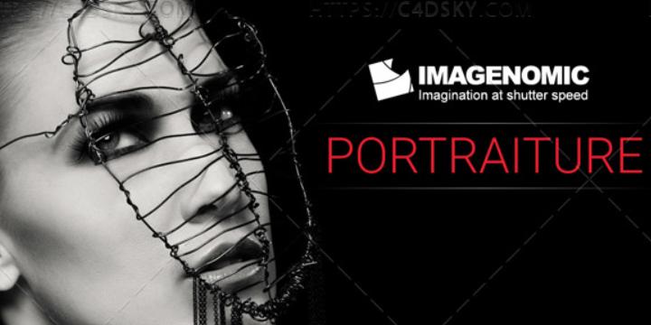PS/LR人像美容插件 Imagenomic Portraiture 3.5.4 Build 3546 For Photoshop and Lightroom CC 2015-2021 Win/Mac破解版