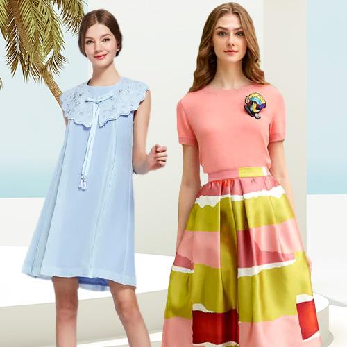 JESSICA x EPISODE 夏季洋裝/針織/外套