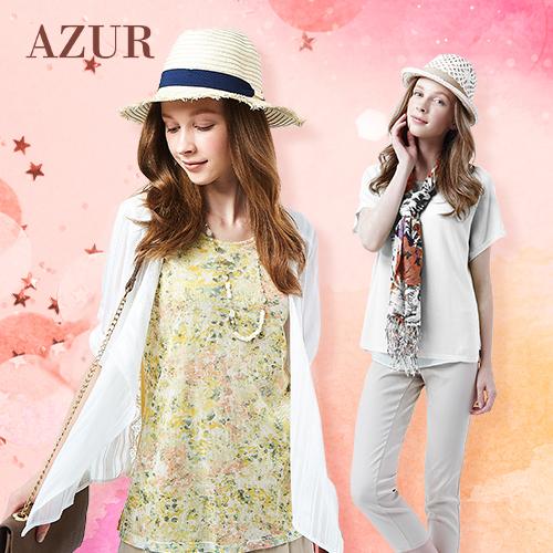AZUR 新款洋裝/上衣/裙褲
