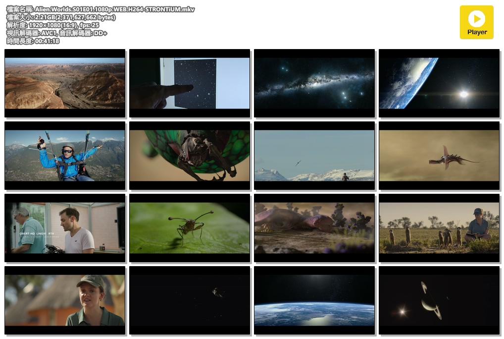 【影片名稱】:外星人的日常