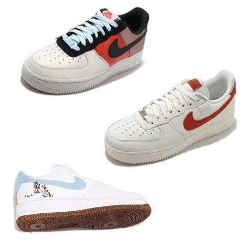 Nike Air Force 1 經典白男女休閒鞋