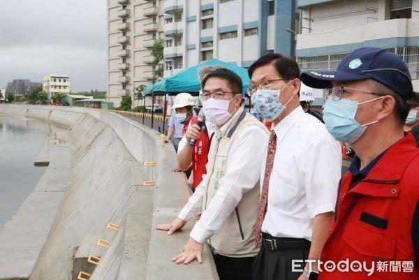 [新聞] 中華醫大通過豪大雨考驗 53年來首度不淹