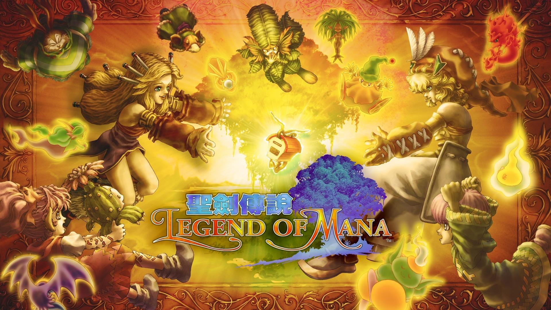 [新聞] 經典再現《聖劍傳說 Legend of Mana》