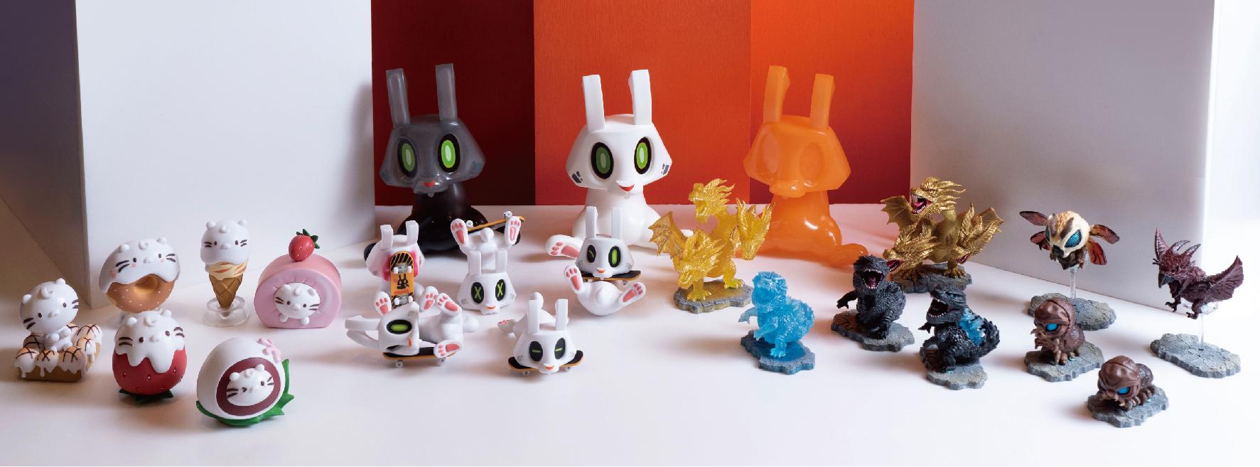 ●設計師商品 - HobbyToy 哈玩具