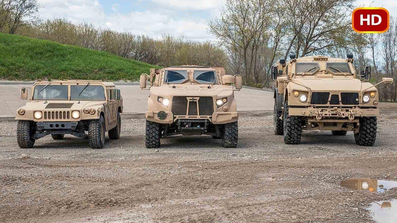 [討論] 美國陸軍考慮購買部分全新悍馬(HMMWV)車和升級舊款悍馬車