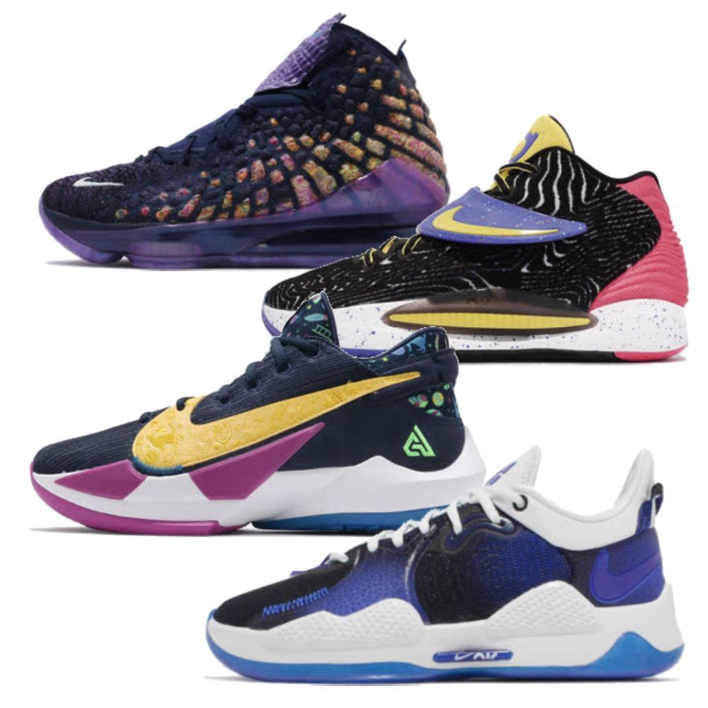 Nike Zoom Freak 字母哥籃球男鞋
