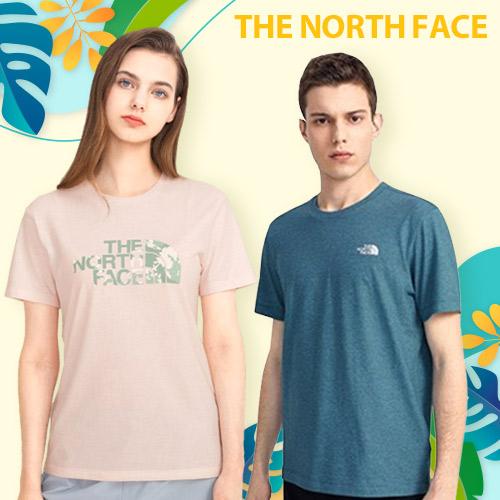 THE NORTH FACE 吸濕排汗衫/防曬帽