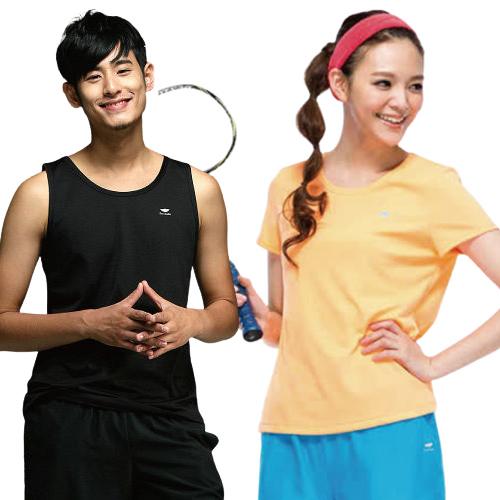 EverSmile 幸福台灣 男女夏季吸濕排汗衫