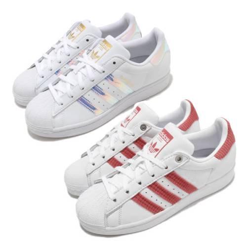 adidas Superstar 貝殼頭女休閒鞋
