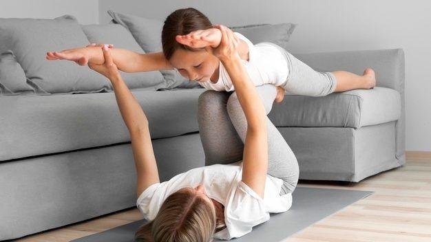 培養居家運動習慣,維持身材與體力