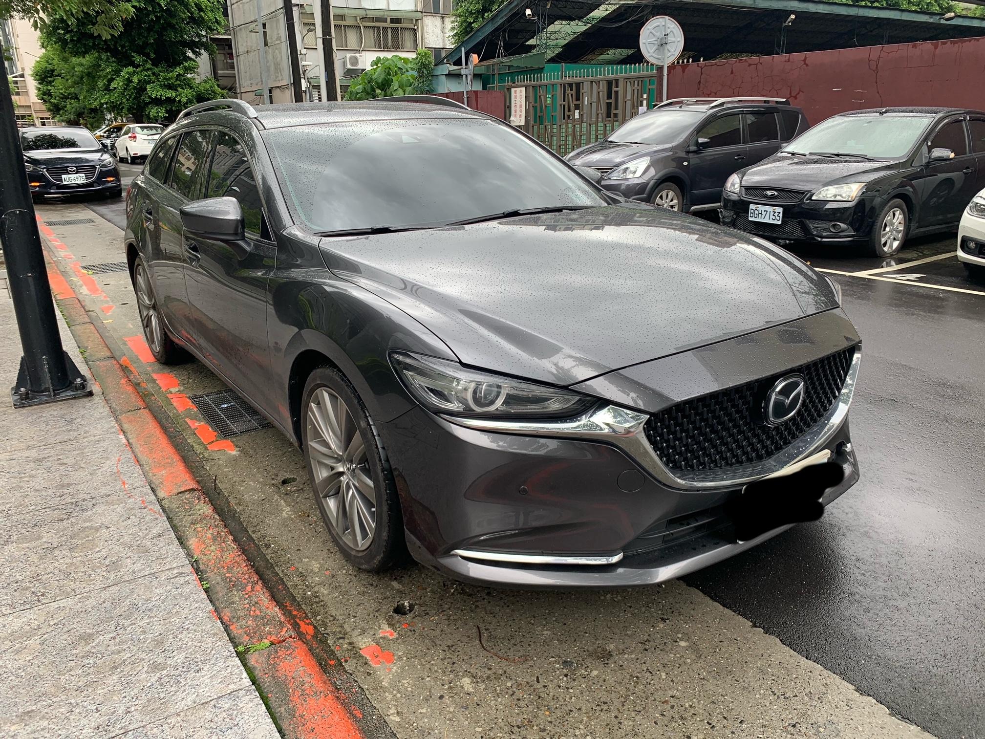 [售車] Mazda6 Wagon 2.0 2019 鋼鐵灰