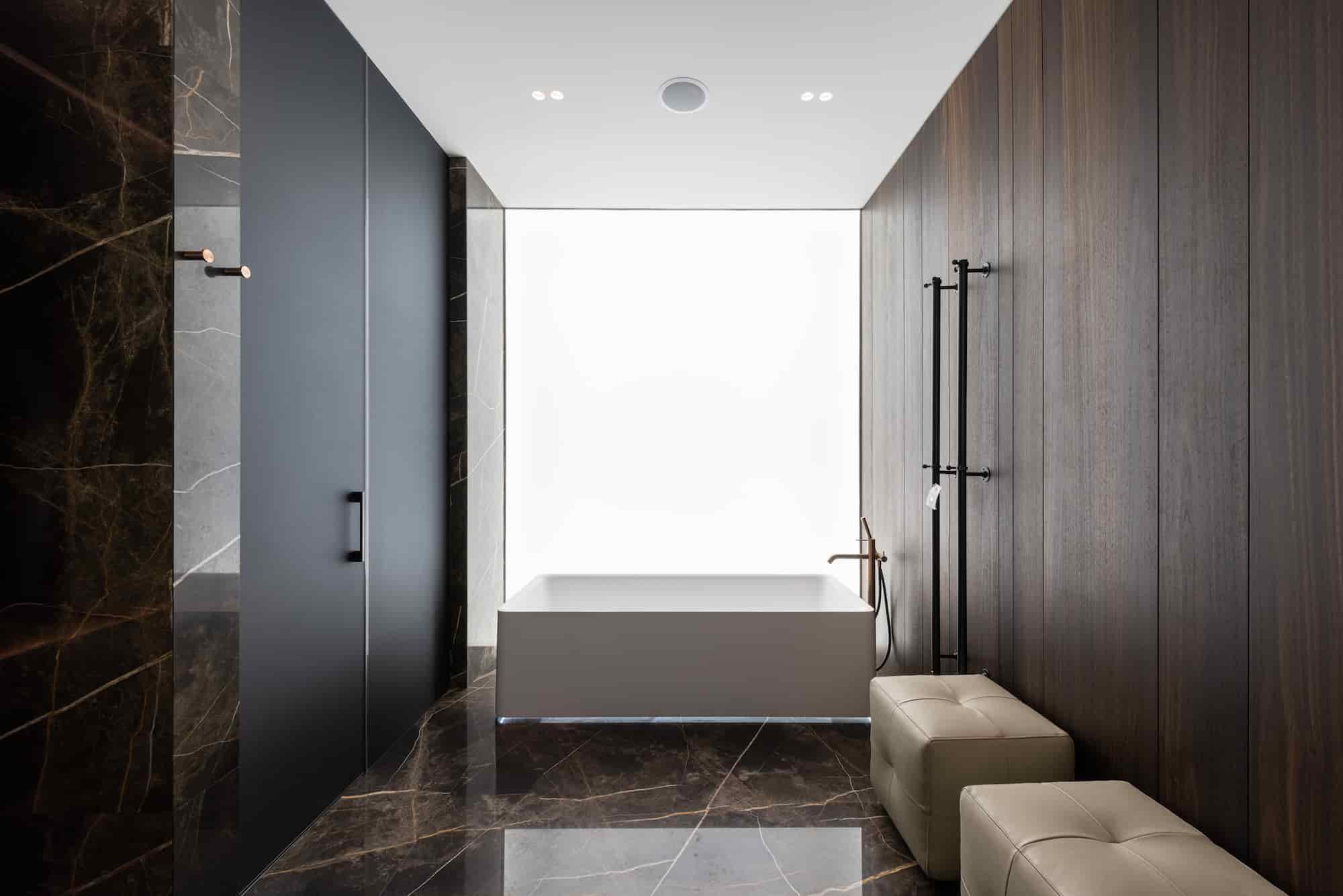 衛浴的燈具要如何選擇?